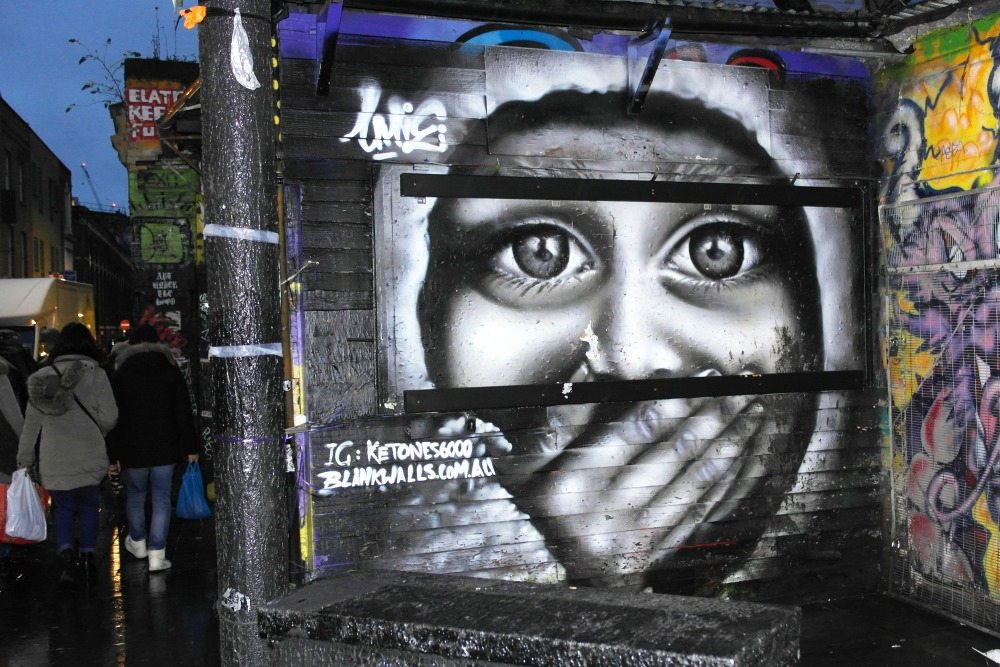 Alternatives London: Street Art im Londoner East End