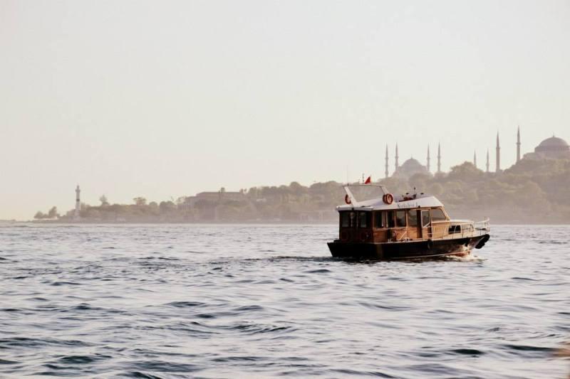 In Istanbul kann man viel erleben