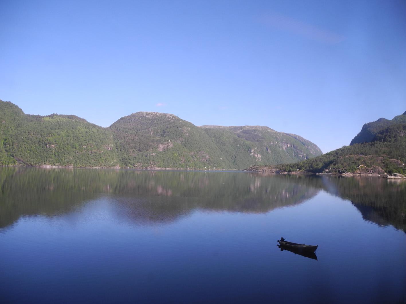 Rundreise Norwegen: Zugfahrt Bergen – Voss