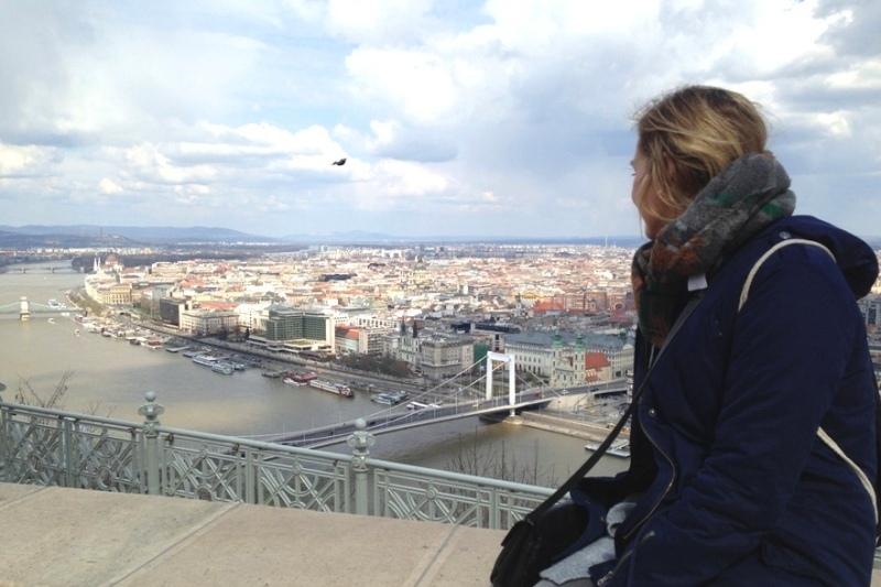 Ausblick vom Gellert-Berg: Tipp für Budapest