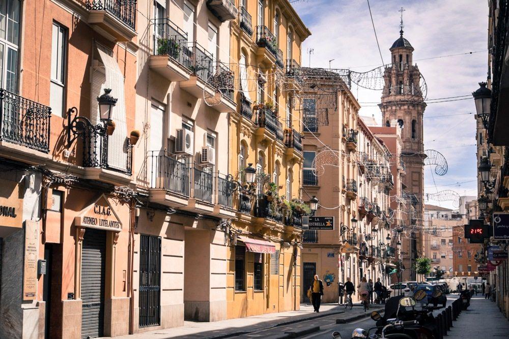 Valencia-Kurztrip: Highlight war das Viertel Russafa