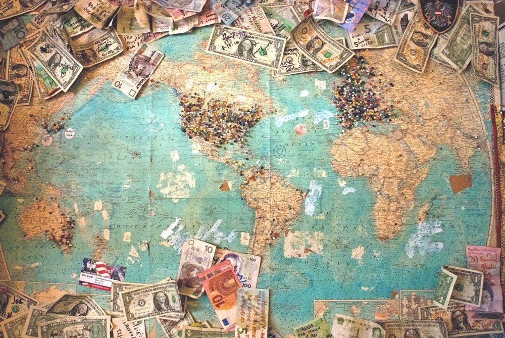 Was kostet eine Weltreise - 6 Monate in Mexiko, Südostasien und Australien