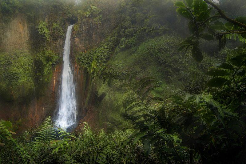 Eine der Costa Rica Empfehlungen für den Norden: Der Catarata del Toro