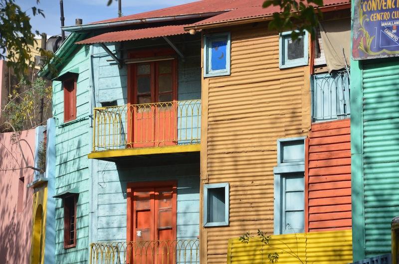 Buenos Aires Sehenswürdigkeiten: La Boca