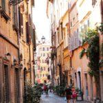 Kurztrip Rom-Die romantische Altstadt