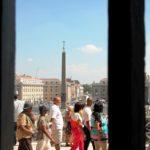 Kurztrip Rom-Sehenswürdigkeiten-Blick auf den Petersplatz
