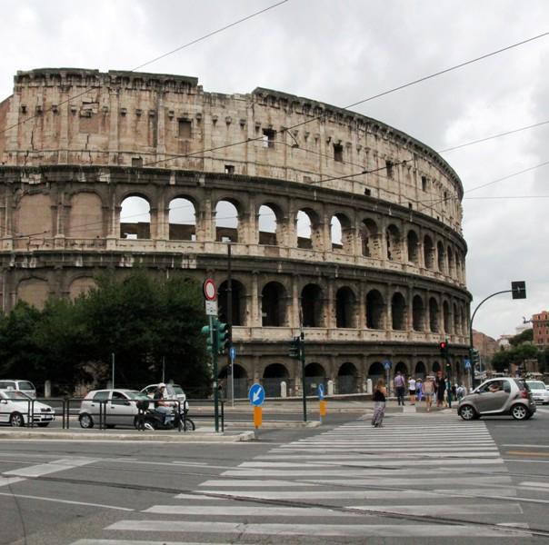Kurztrip Rom, Sehenswürdikgeiten: DasKolosseum