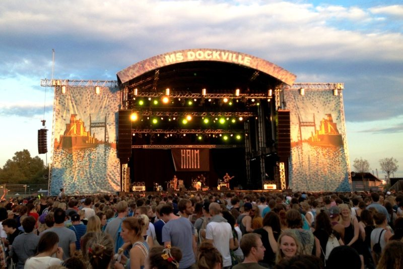 Dockville Festival in Hamburg