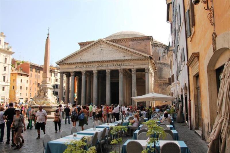 Ein Kurztrip nach Rom: Sehenswürdigkeit Pantheon