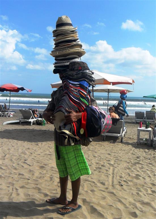 Doublesix-Beach in Seminyak auf Bali