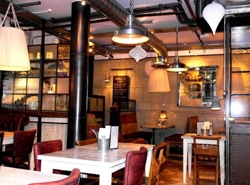 Restaurant Tipp London: Billy´s