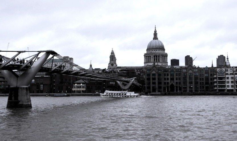 Sightseeing Tipp London: Ein Spaziergang an der Themse