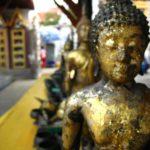 Im Wat Indraviharn in Bangkok