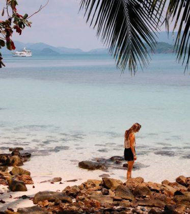 Schönste Inseln Thailand Backpacker - Koh Wai Thailand