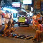 Trubelige aber auch chillige Atmosphäre in der Khaosan Road