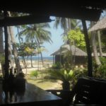 Chilliges Bar Restaurant unserer Bungalowanlage