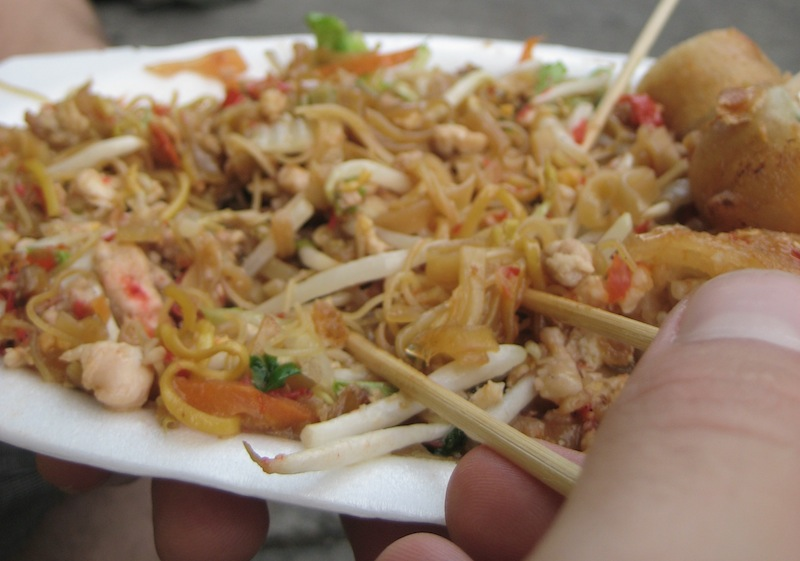 Nationalgericht Thailands: Pad Thai