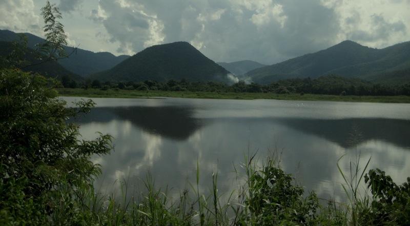 Stausee Phra Ruang Dam