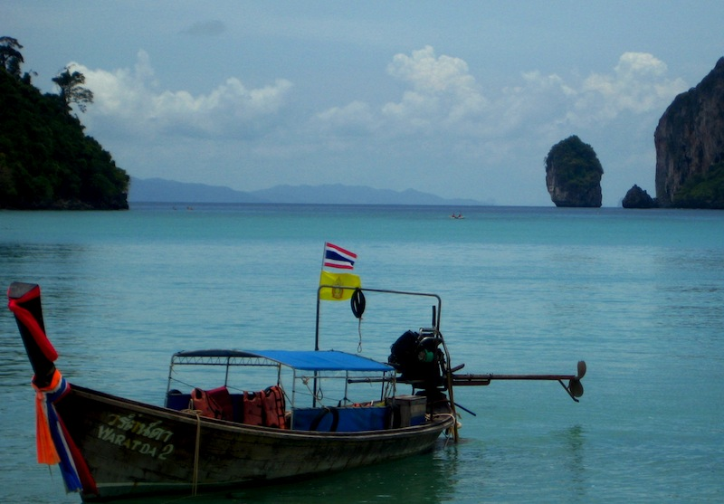 Thailand Backpacking Route Ko Phi Phi
