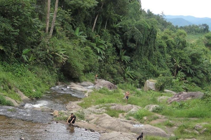 Rafting Tour in Pai