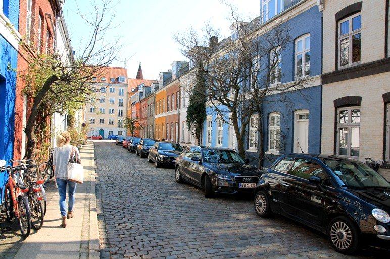 Tipps für Kopenhagen: Kronprinsessegade