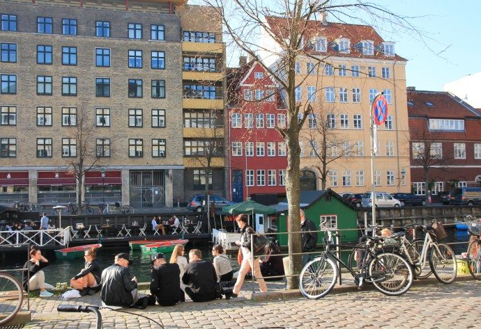 Tipp für Kopenhagen: Viertel Christianshavn, Klein-Amsterdam