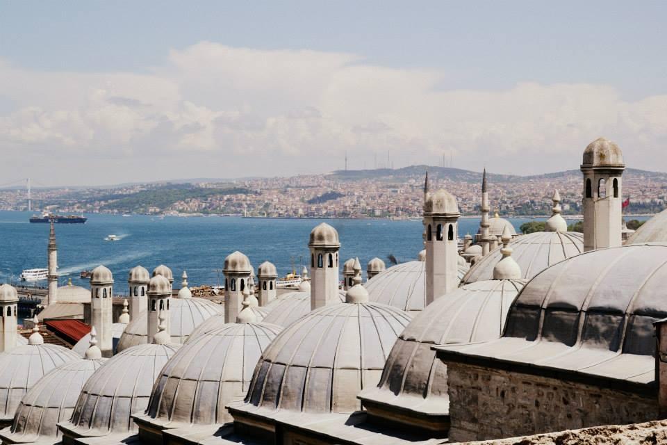 Insidertipp Istanbul: Tolle Atmosphäre in und an der Süleymaniye Moschee