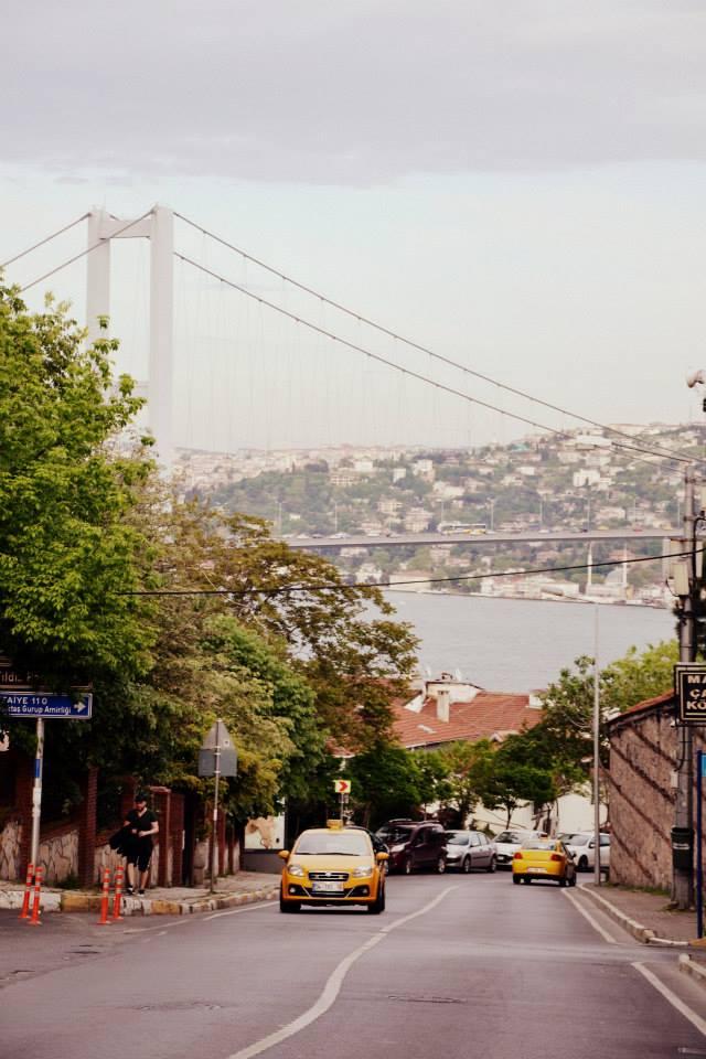 Abseits der Touristenpfade findet man in Istanbul viele tolle Ausblicke