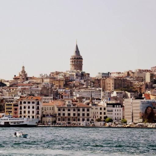 Istanbul abseits der Touristenpfade: Blick vom Bosporus