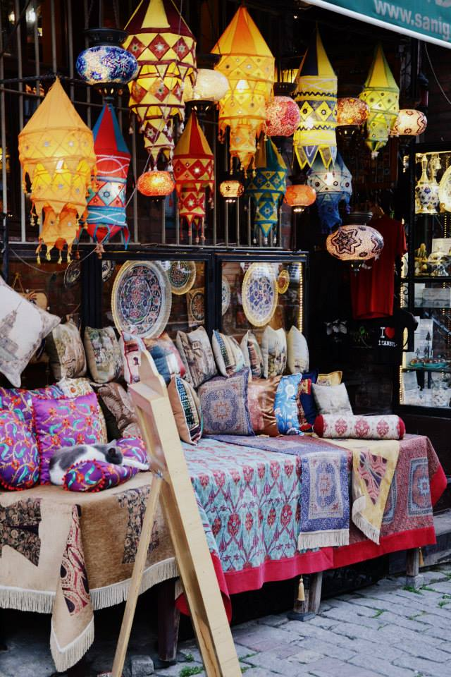 Viertel Ortaköy liegt abseits der Touristenpfade in Istanbul