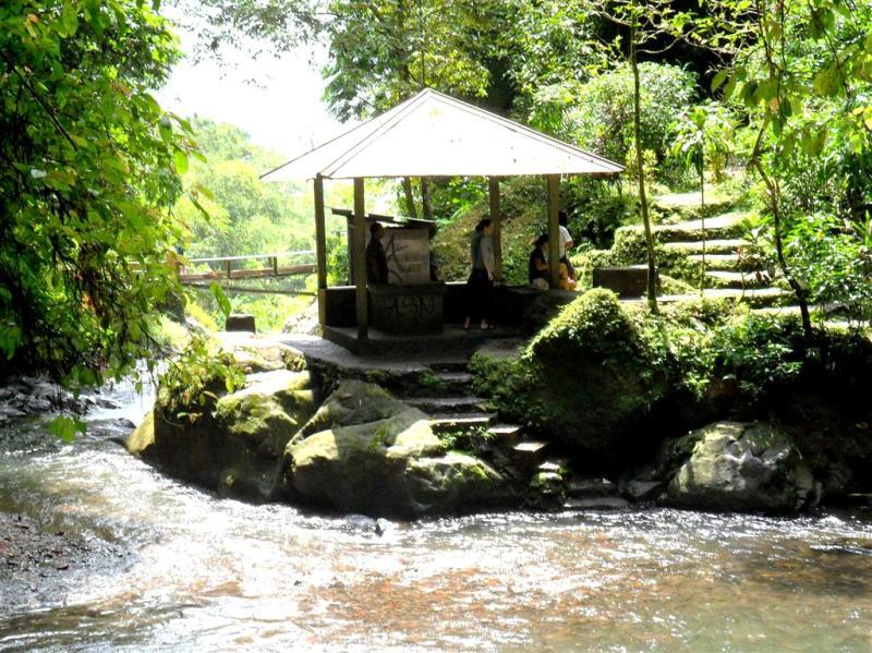Urlaub auf Bali: Idyllische Natur findet man im Herzen Balis