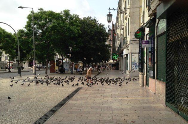 4 Tage Lissabon: top 10 Tipps: Shoppen & flanieren in der Baixa von Lissabon, Portugal