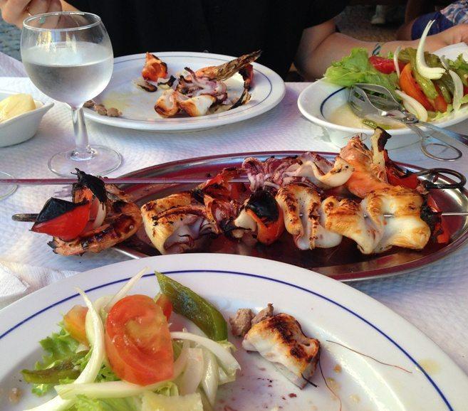 Tipp: Frischen Fisch essen in Porto, Afurada