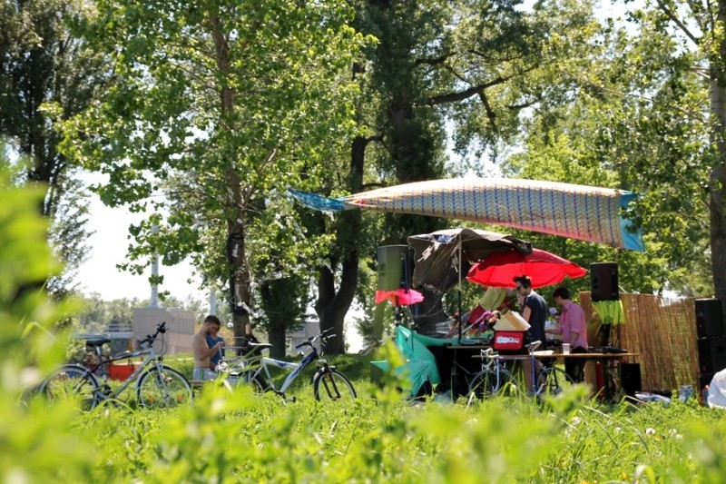Insidertipps - Wien hat viel zu bieten, z. B. Open Airs im Grünen