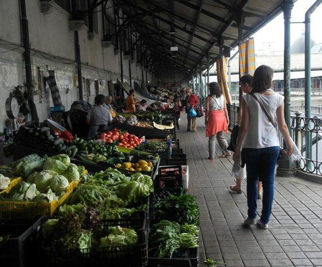 Mercado de Bolhao: Typischer portugiesischer Markt in Porto
