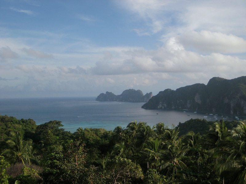 Ko Phi Phi im Süden Thailands