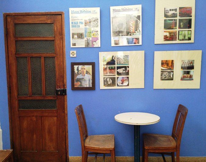 Desing und gutes Essen in Porto: Vicios de Mesa