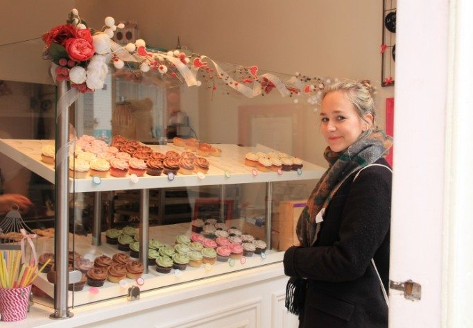 Günstig essen in Paris: Cupcakes am Notre Dame
