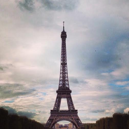 Paris Low Budget: Spaziergang zum Eiffelturm