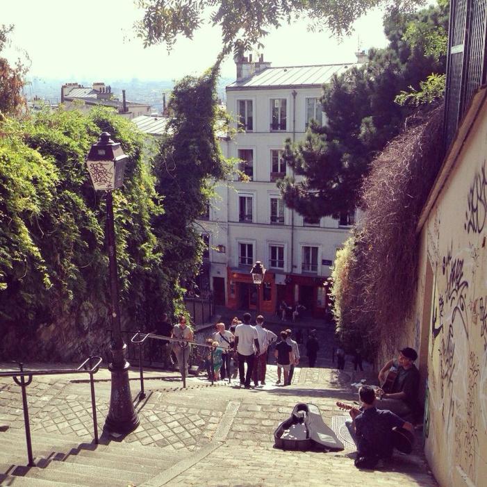Viertel Montmartre: Schönster Spaziergang in Paris