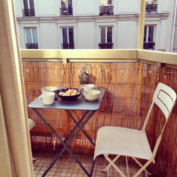 Paris low budget Unterkunft via Airbnb
