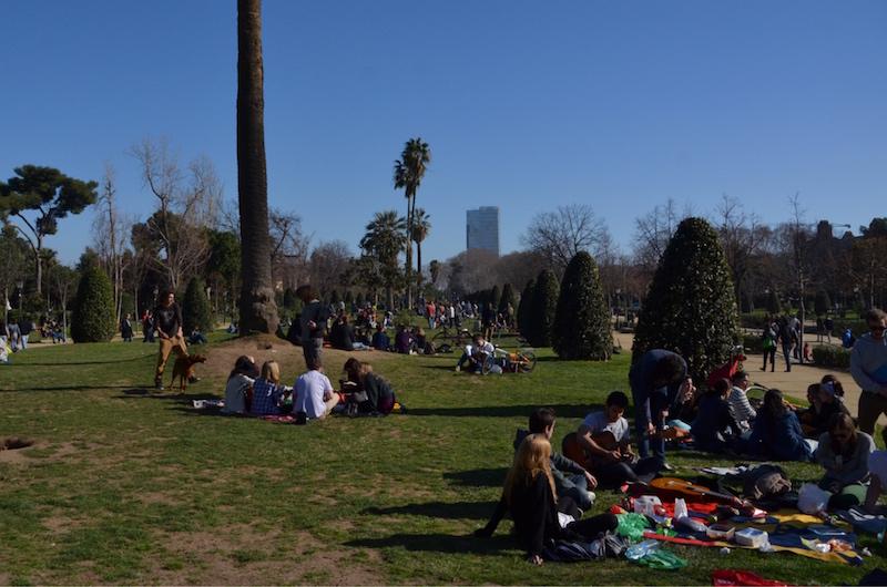 Tipps für Barcelona unter Einheimischen: Ab in den Parc de la Ciutadella