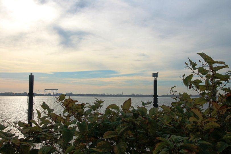 Schönste Orte in Hamburg sind oft an der Elbe