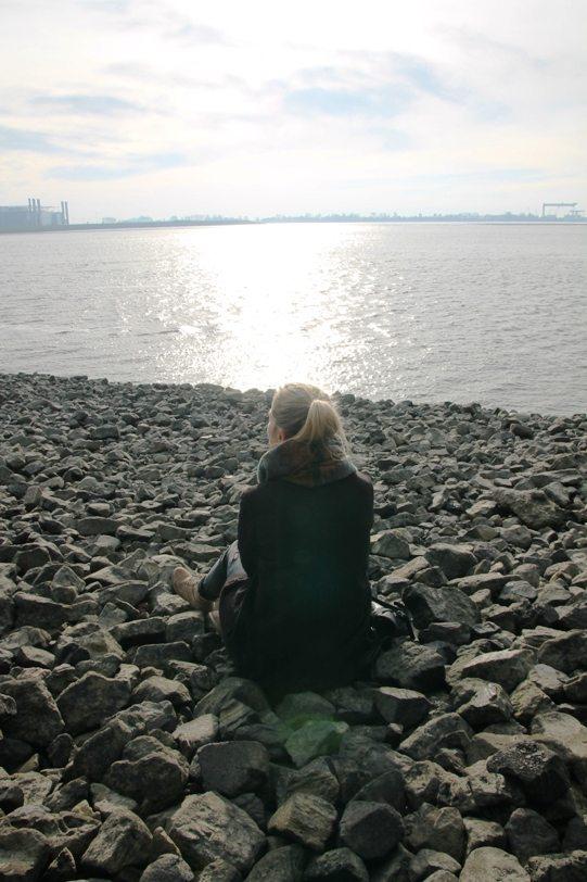 Insidertipp Hamburg: Natur pur am Elbufer in Blankenese - schönster Ort