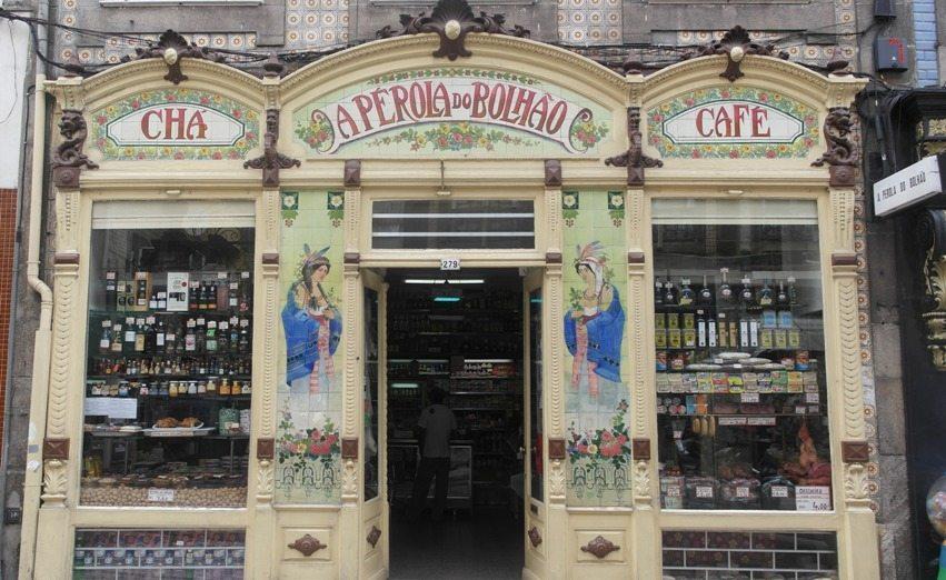 Tipp für Porto: Viertel rund um den Mercado di Bolhao
