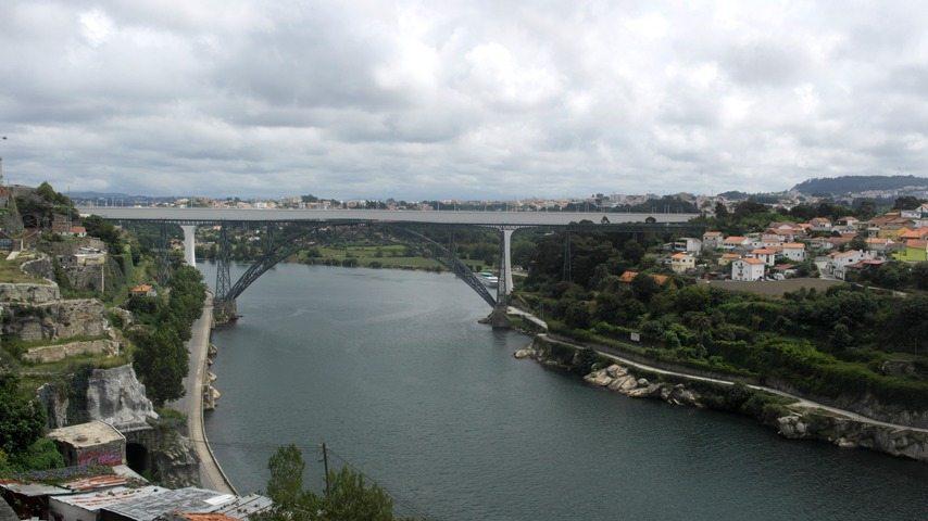 Ausblick Porto Portugal - Tipps