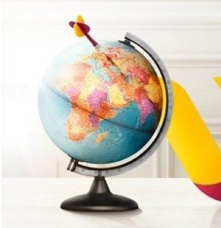 Tolles Überraschungsgeschenk für Ferndurstige: Flüge blind buchen