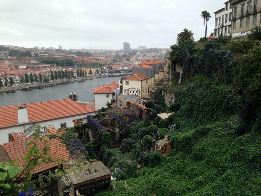 Porto Ausblick Portugal