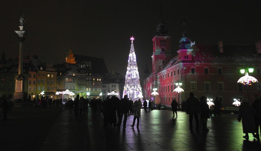 Altstadtmarkt in Warschau: Tipp für einen Kurztrip