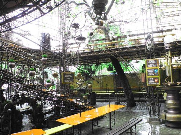 Kurztrip Prag: alternative Szene-Location CrossClub
